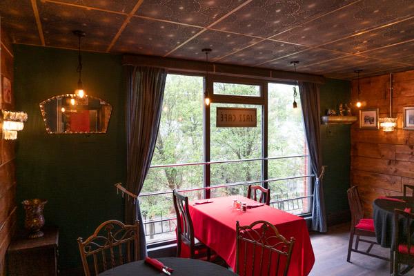 Jazz Cafe Interior Corner
